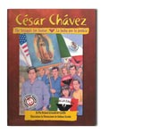 Click here to purchase César Chávez - La Lucha por la justica