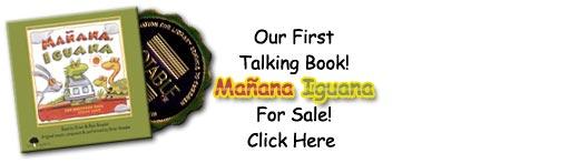 Click here for more information and to buy Mañana Iguana